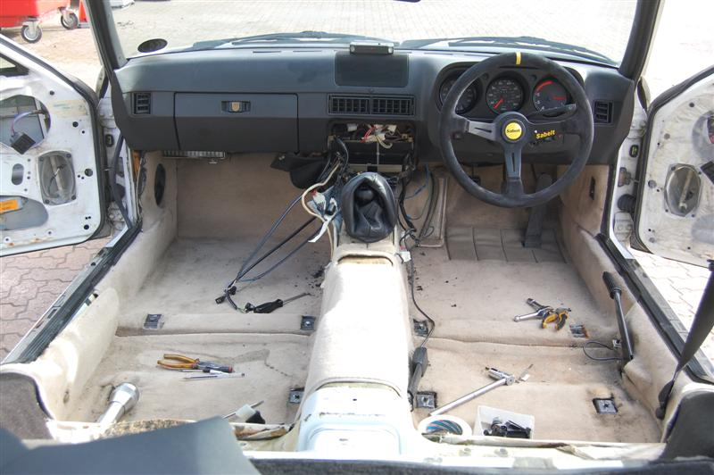 924 original Seats Stripped out