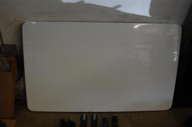 Fibreglass Sunroof Panel