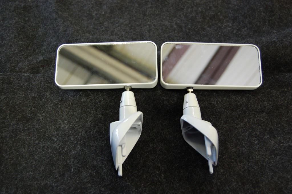 Race Mirrors original stems