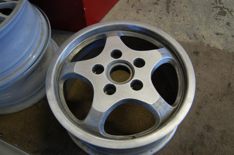 "16"" Cup wheel Machined in the centre"
